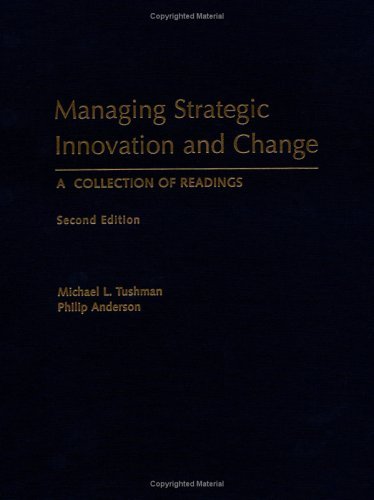 9780195135770: Managing Strategic Innovation and Change: A Collection of Readings