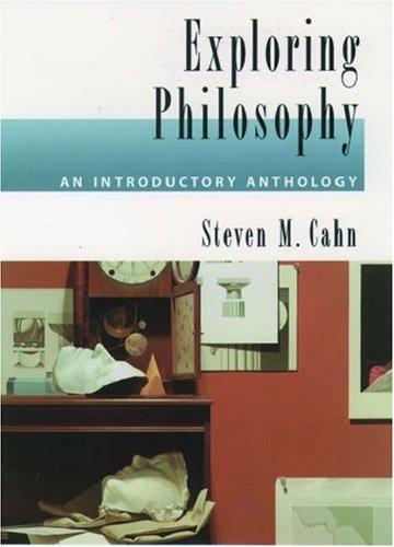 9780195136197: Exploring Philosophy: An Introductory Anthology
