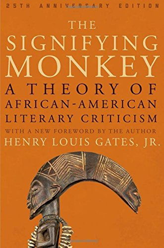 9780195136470: The Signifying Monkey: A Theory of African-American Literary Criticism