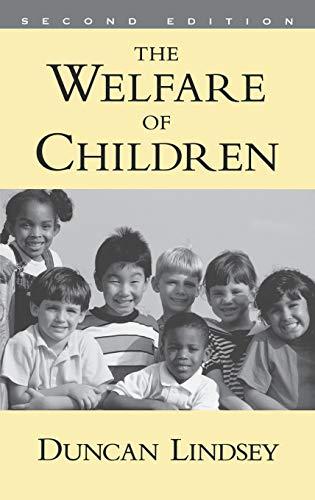 9780195136708: The Welfare of Children