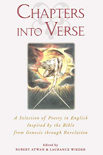 Chapters into Verse: A Selection of Poetry
