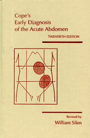 9780195136784: Cope's Early Diagnosis of the Acute Abdomen