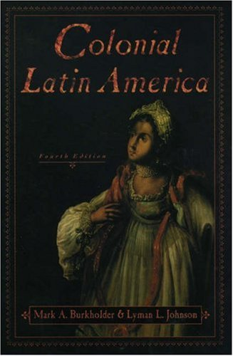 9780195137026: Colonial Latin America