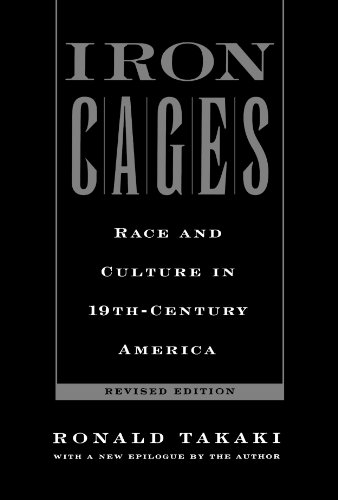 9780195137378: Iron Cages : Race and Culture in 19th-Century America