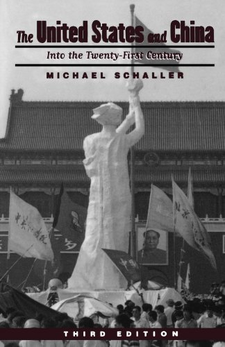 9780195137590: The United States and China:: Into the Twenty-First Century, Third Edition