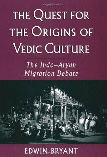 9780195137774: The Quest for the Origins of Vedic Culture: The Indo-Aryan Migration Debate