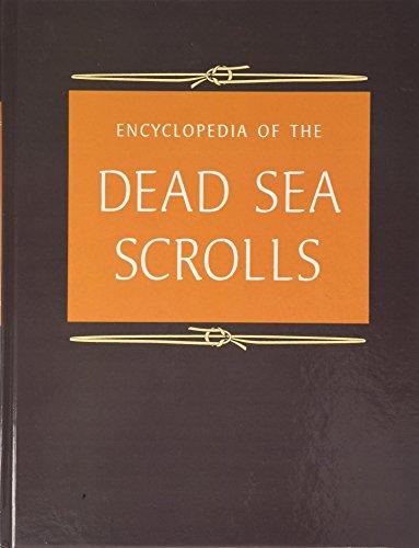 9780195137972: Encyclopedia of the Dead Sea Scrolls