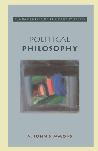 9780195138023: Political Philosophy (Fundamentals of Philosophy Series)