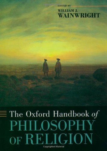 9780195138092: The Oxford Handbook of Philosophy of Religion (Oxford Handbooks)
