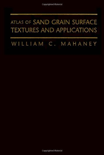 9780195138122: Atlas of Sand Grain Surface Textures and Applications