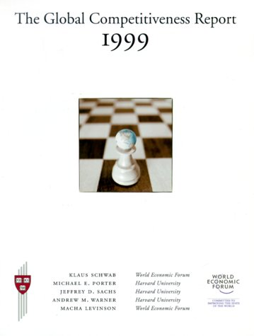 9780195138191: The Global Competitiveness Report 1999