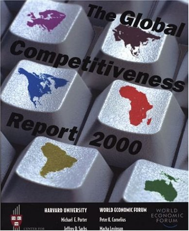 9780195138207: The Global Competitiveness Report 2000