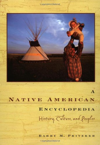 9780195138771: A Native American Encyclopedia: History, Culture, and Peoples