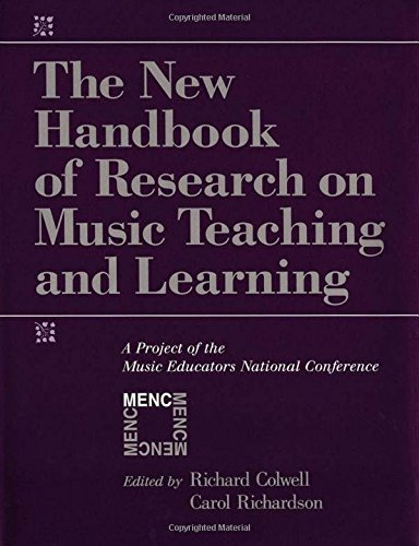 9780195138849: The New Handbook of Research on Music Teaching and Learning: A Project of the Music Educators National Conference