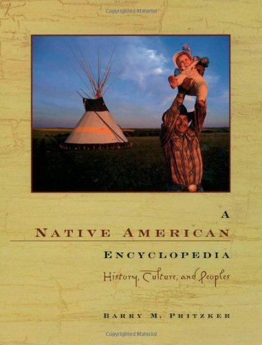 9780195138979: A Native American Encyclopedia: History, Culture, and Peoples
