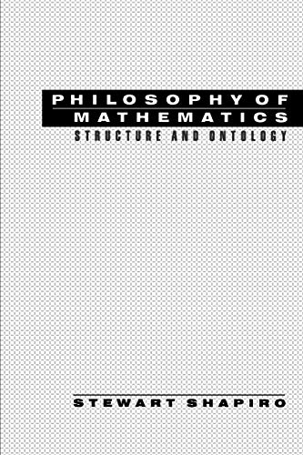 9780195139303: Philosophy of Mathematics: Structure and Ontology