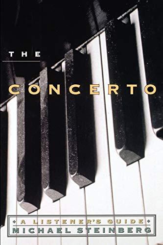 9780195139310: The Concerto: A Listener's Guide