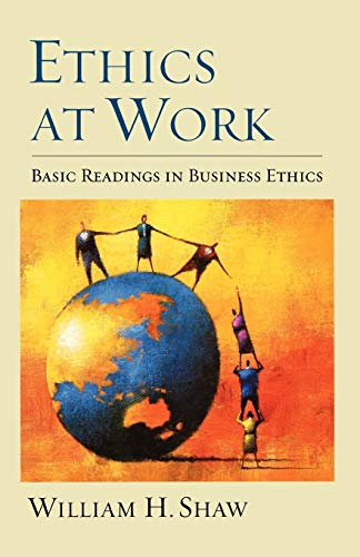 9780195139426: Ethics at Work: Basic Readings in Business Ethics