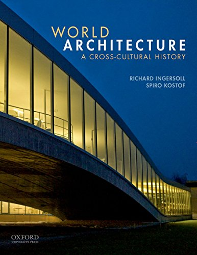 9780195139570: World Architecture: A Cross-Cultural History