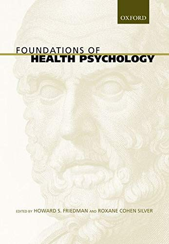 9780195139594: Foundations of Health Psychology