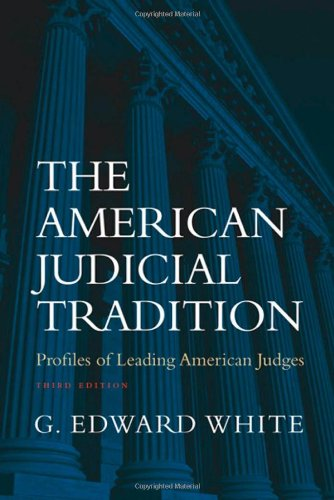 9780195139624: The American Judicial Tradition: Profiles of Leading American Judges