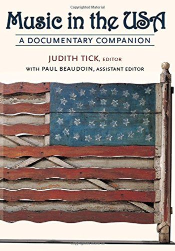9780195139877: Music in the USA: A Documentary Companion
