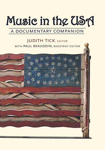 9780195139884: Music in the USA: A Documentary Companion