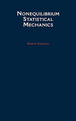 9780195140187: Nonequilibrium Statistical Mechanics