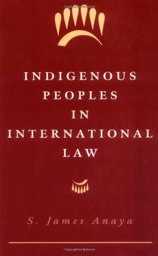 9780195140453: Indigenous Peoples in International Law