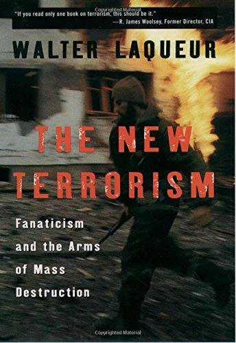 9780195140644: The New Terrorism: Fanaticism and the Arms of Mass Destruction