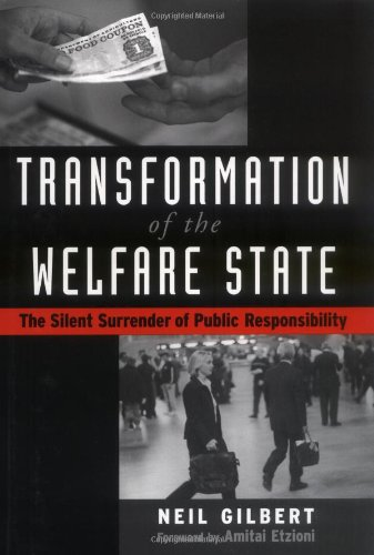 9780195140743: Transformation of the Welfare State: The Silent Surrender of Public Responsibility