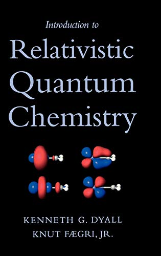 9780195140866: Introduction to Relativistic Quantum Chemistry