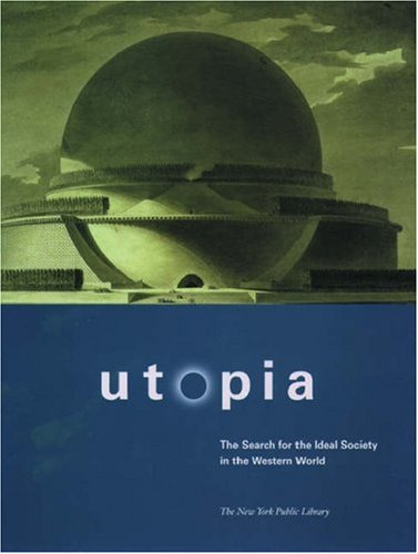 9780195141108: Utopia: The Search for the Ideal Society in the Western World