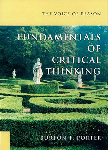 9780195141221: The Voice of Reason: Fundamentals of Critical Thinking