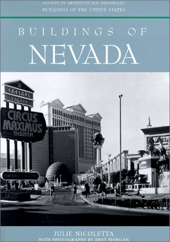9780195141399: Buildings of Nevada (Buildings of the United States)