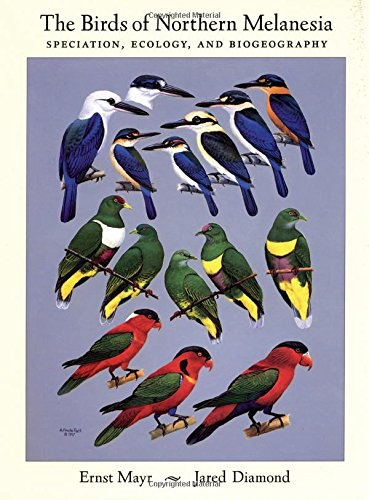 9780195141702: The Birds of Northern Melanesia: Speciation, Dispersal, and Biogeography