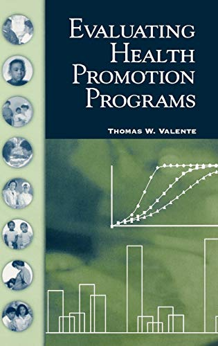 9780195141764: Evaluating Health Promotion Programs