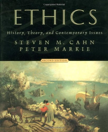 9780195142006: Ethics: History, Theory, and Contemporary Issues
