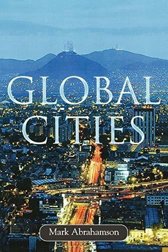 9780195142044: Global Cities