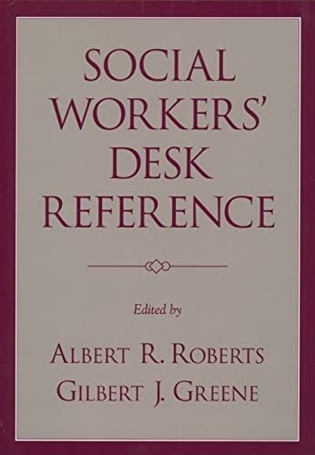 9780195142112: Social Workers' Desk Reference