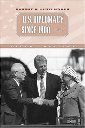 9780195142211: U.S. Diplomacy Since 1900