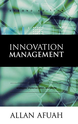 9780195142303: Innovation Management: Strategies, Implementation, and Profits