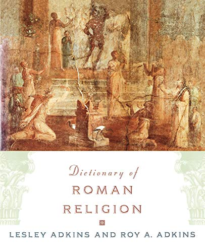 9780195142334: Dictionary of Roman Religion