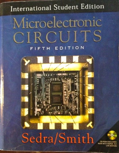 9780195142525: Microelectronic Circuits 5TH Edition