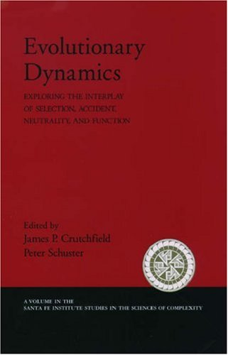 9780195142648: Evolutionary Dynamics: Exploring the Interplay of Selection, Accident, Neutrality, and Function (Santa Fe Institute Studies on the Sciences of Complexity)
