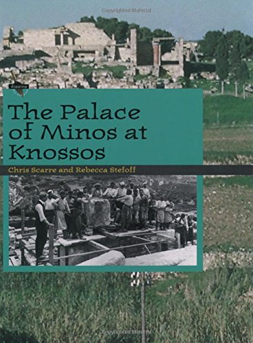 9780195142723: The Palace of Minos at Knossos (Digging for the Past)