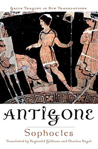 9780195143102: Antigone (Greek Tragedy in New Translations)