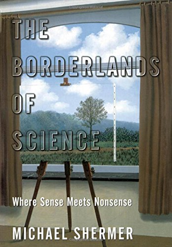 9780195143263: The Borderlands of Science: Where Sense Meets Nonsense