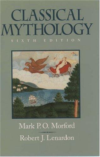 9780195143386: Classical Mythology