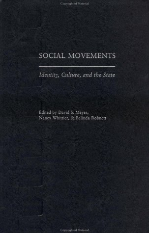 9780195143553: Social Movements: Identity, Culture, and the State